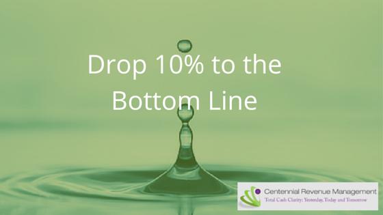 10% bottom line-DLS