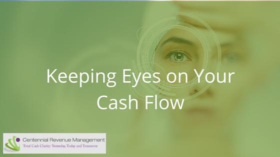 Eyes on your cash flow-DLS