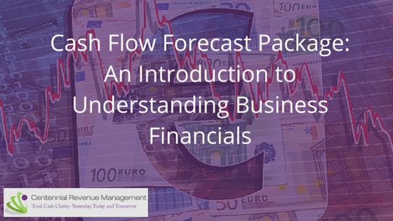 Cash Flow Forecast Package- An Introduction to Understanding Business Financials-blog