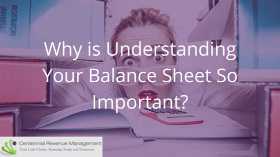 Why is Understanding Your Balance Sheet So Important-blog