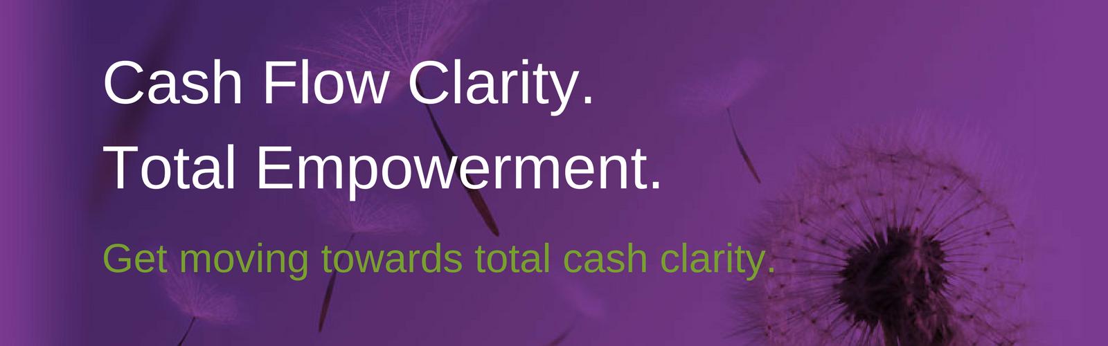 cash flow clarity