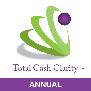 Total Cash Clarity – Annual Subscription