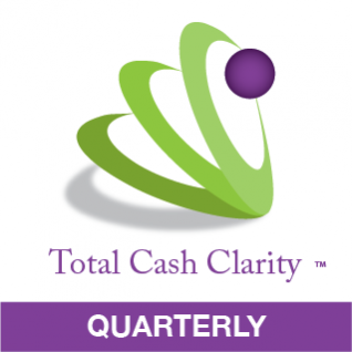 Total Cash Clarity – Quarterly Subscription